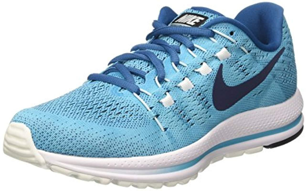 b745b1314ea8e8 Nike Air Zoom Vomero 12 Running Shoes in Blue for Men - Lyst