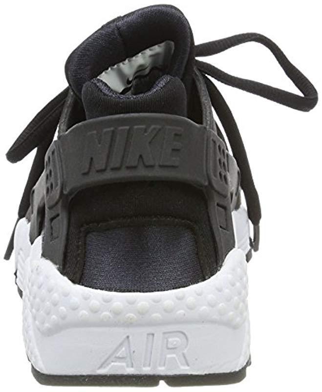 3317170ff413 Nike Air Huarache Run Gymnastics Shoes in Black - Save 66.53386454183267% -  Lyst