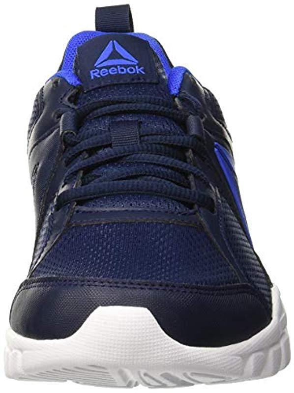 adidas 3D Fusion Trainer Hallenschuhe in Blau für Herren