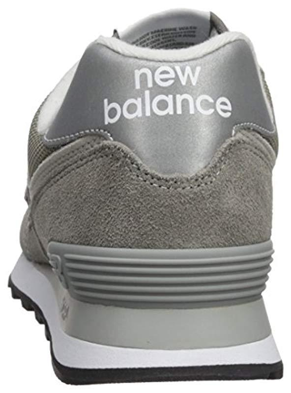 83cd0f0fd7c new balance men s 574v2 evergreen sneaker Lyst - New Balance 574v2 Evergreen  Sneaker in Gray for Men