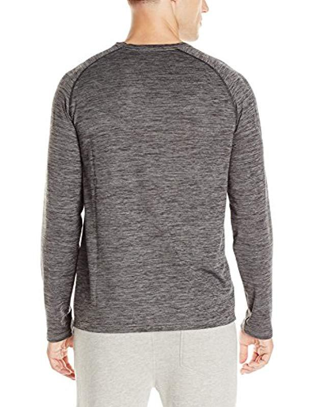 ca06c0bfde Lyst - Jockey Cool-sleep Jersey Long-sleeve Lounge T-shirt in Gray ...
