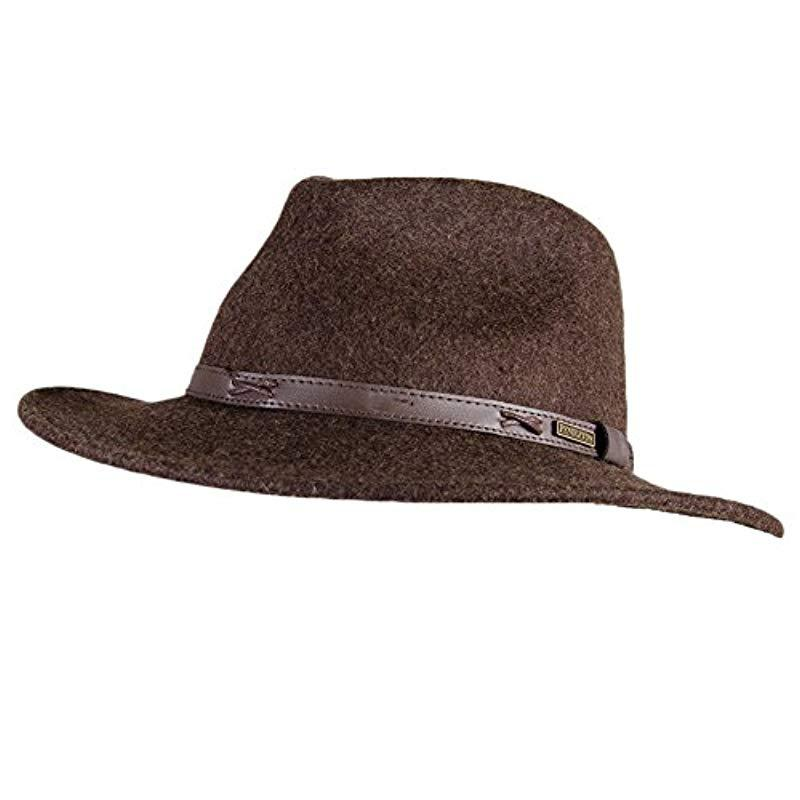Lyst - Pendleton Indiana Hat in Brown for Men - Save 35% 3b3df51c1e59