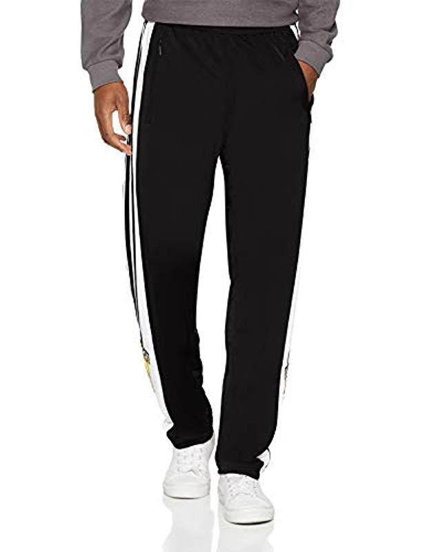 adidas Adibreak Track Pants in Black for Men - Lyst df8fcfe897c