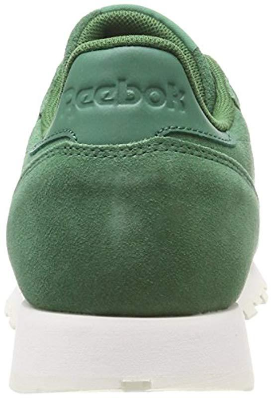 ae08c55a529f69 Reebok - Green  s Cl Mcc Running Shoes