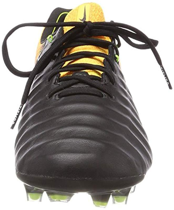 In Footbal Legend Men Fg Vii Nike 59 Shoes Black Save Tiempo For b76vyfYg