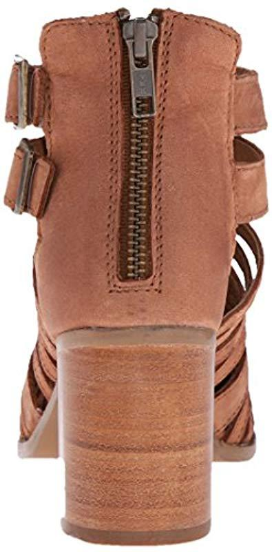 Steve Madden Frenchey Boot in Brown Leather (Brown)