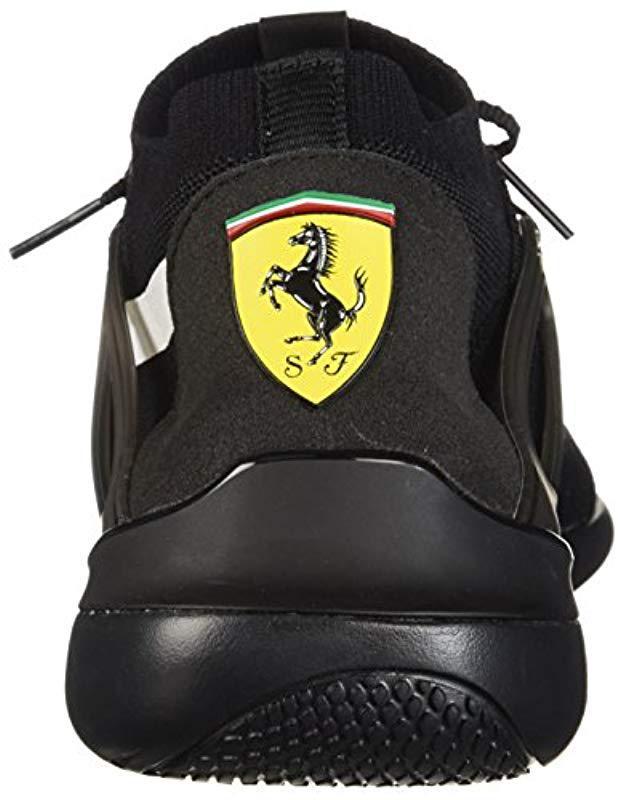 PUMA Ferrari Evo Cat Sock Lace Sneaker