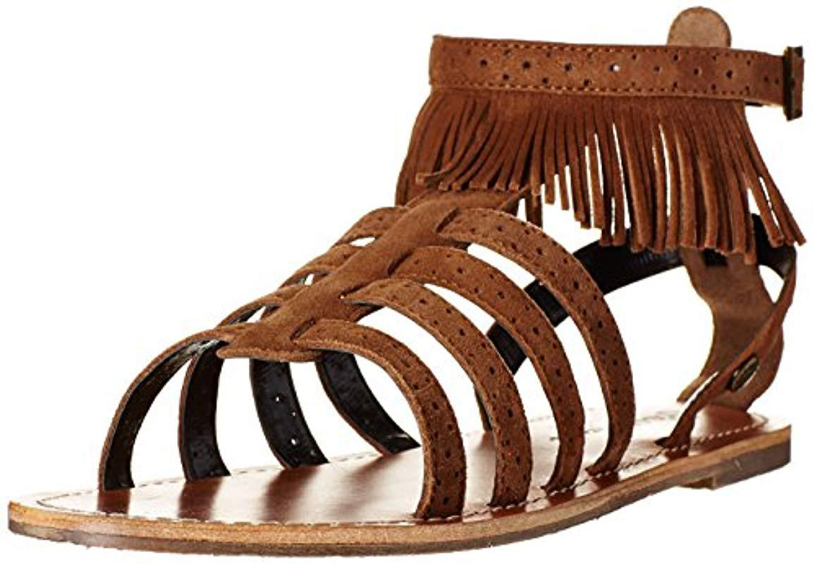 cee37bc9c11d70 Pepe Jeans. Women s Brown Jane Fringes