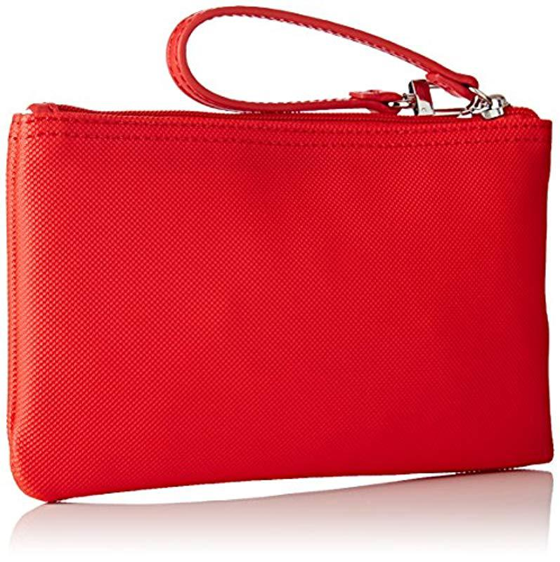 e0b471ba44 Lacoste Nf2036po Bag Organisers in Red - Lyst