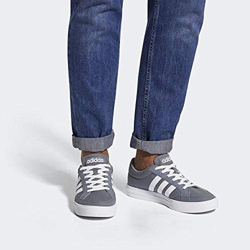 Vs Set Toile adidas pour homme en coloris Gris dgyW