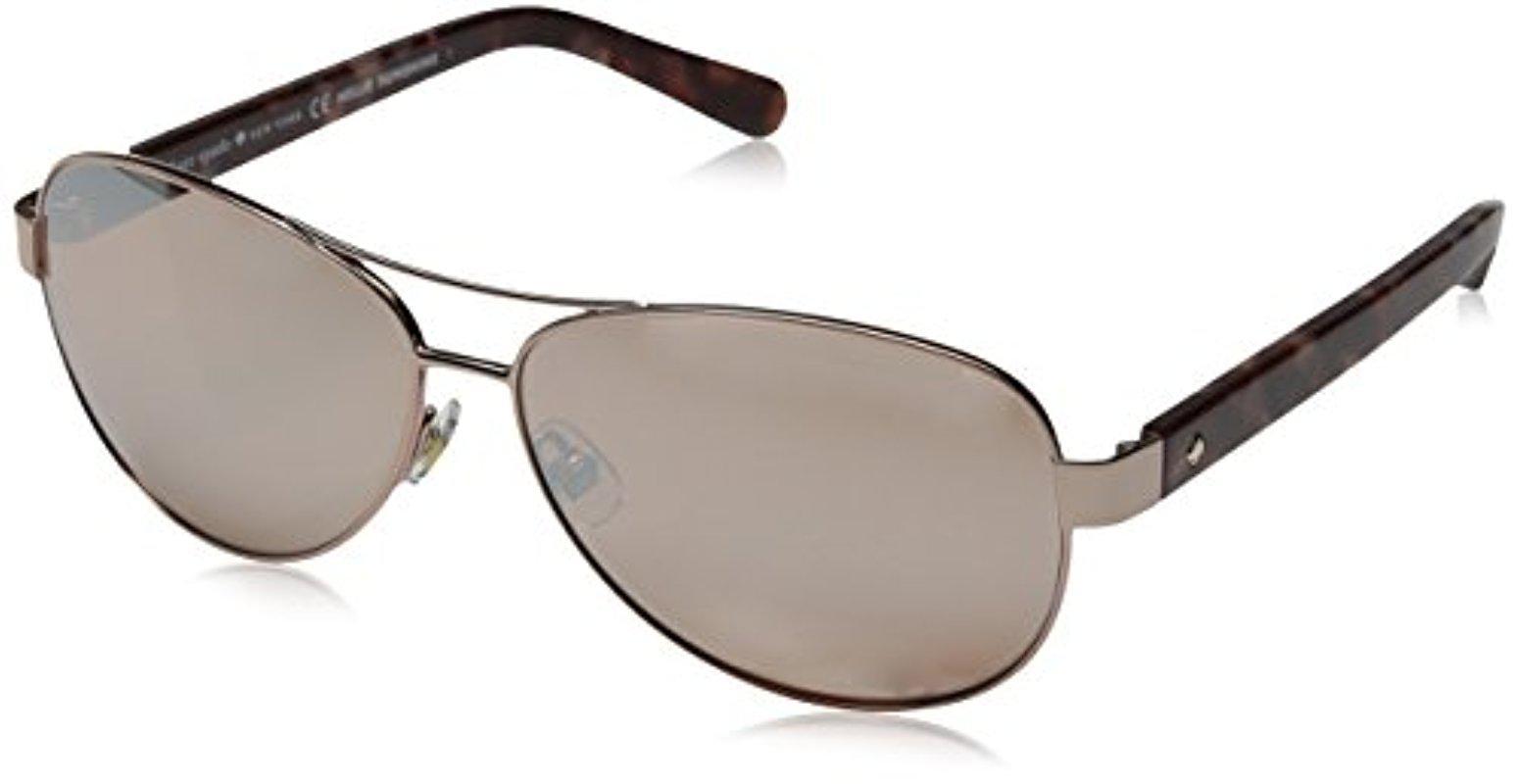 6ff2b977a1c Kate Spade. Women s Kate Spade Dalia 2 Aviator Sunglasses ...