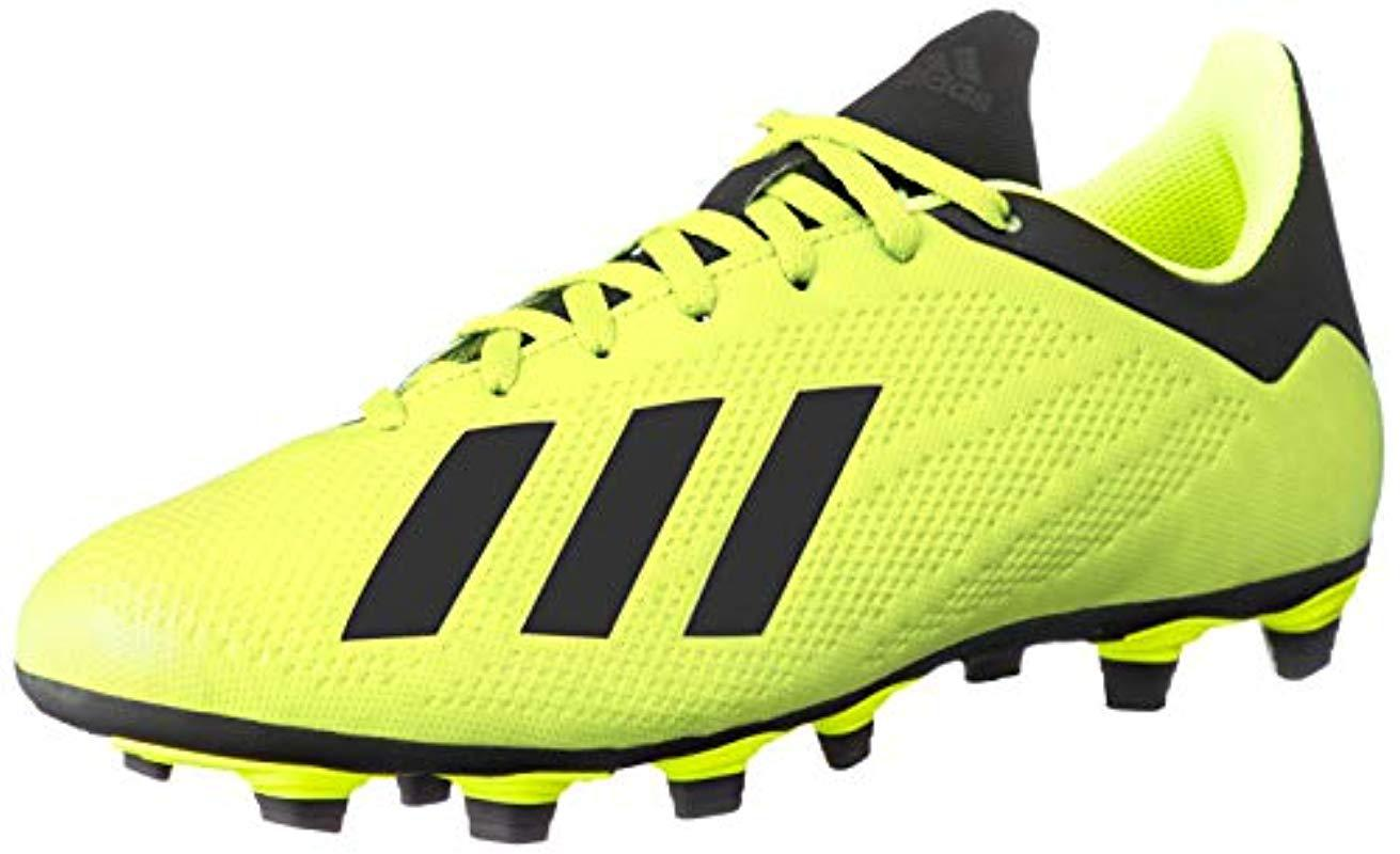 info for d259b 13024 adidas. Mens Yellow X 18.4 Fg ...