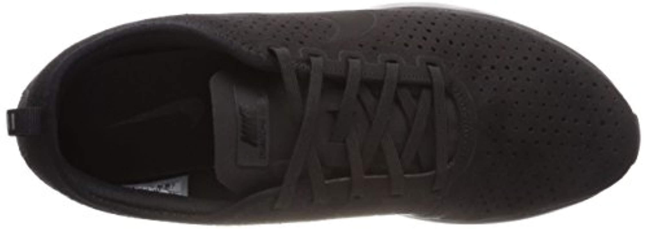 Dualtone Racer PRM, Zapatillas de Deporte para Hombre Nike de hombre de color Negro