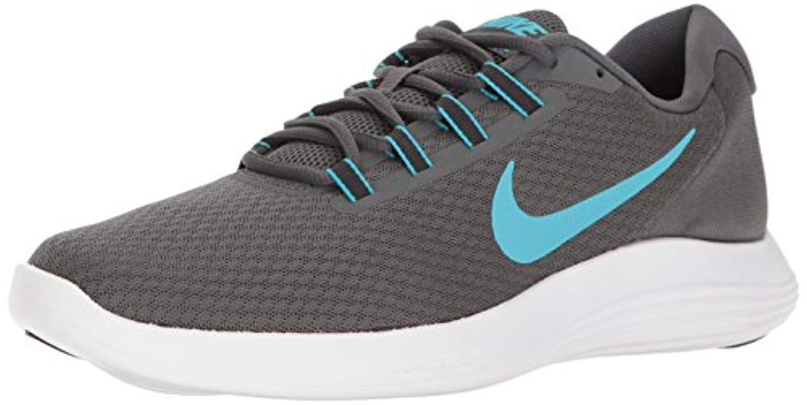 low priced dafe6 f21f8 Nike. Men s Gray Lunarconverge Competition Running Shoes