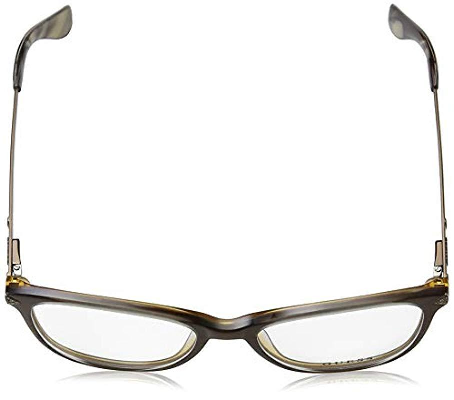 e35fbeb13c Guess - Metallic Gu2632 045 52 Monturas de Gafas, (Marrón Chiaro Luc),. Ver  en pantalla completa