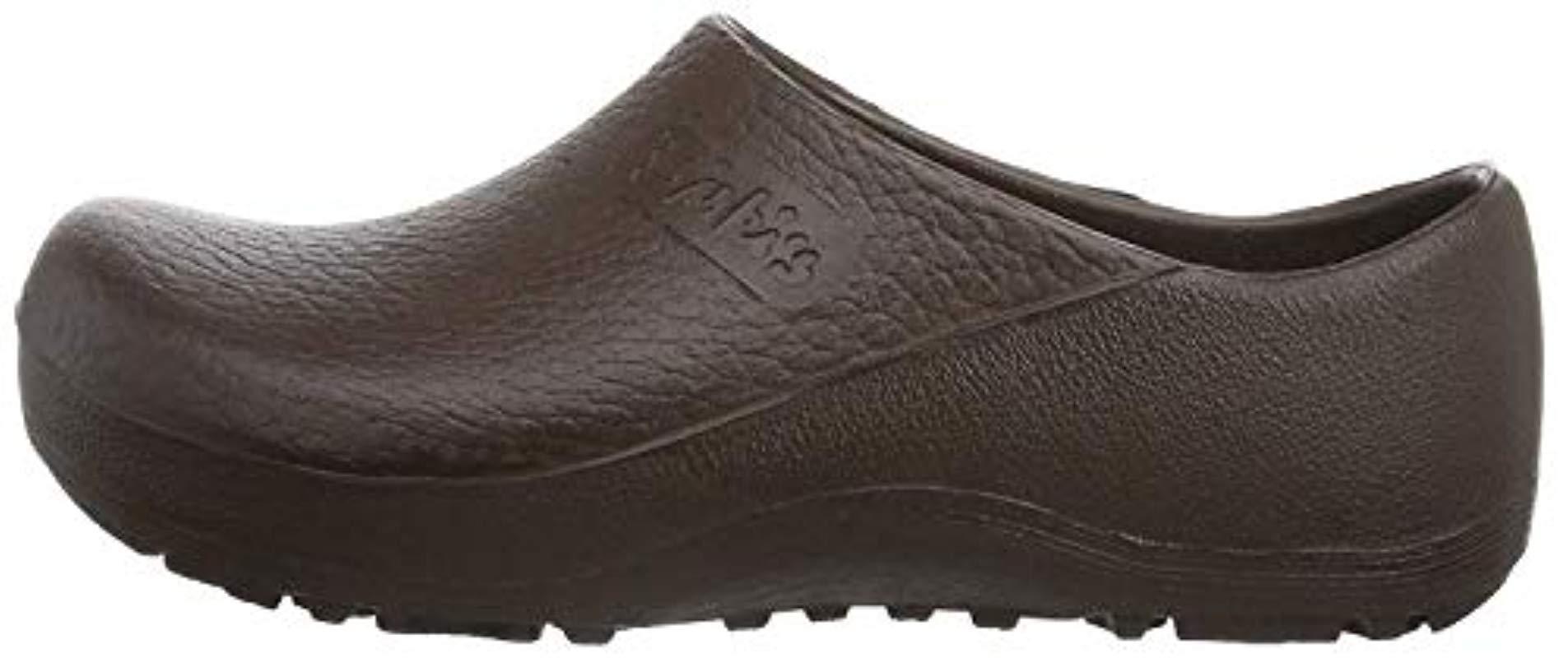 a89223c285ec2 Birkenstock Brown Professional Unisex Profi Birki Slip Resistant Work Shoe  for men