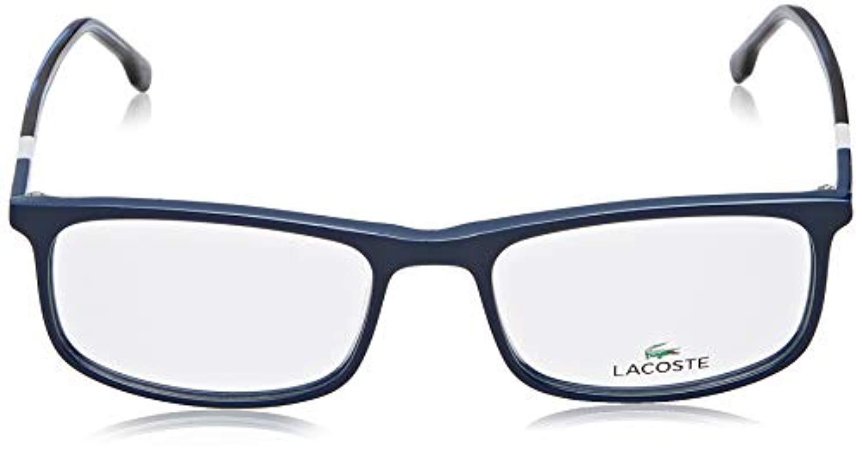 55 Blue Lacoste L2660 424 55 Monturas de gafas Rectangulares