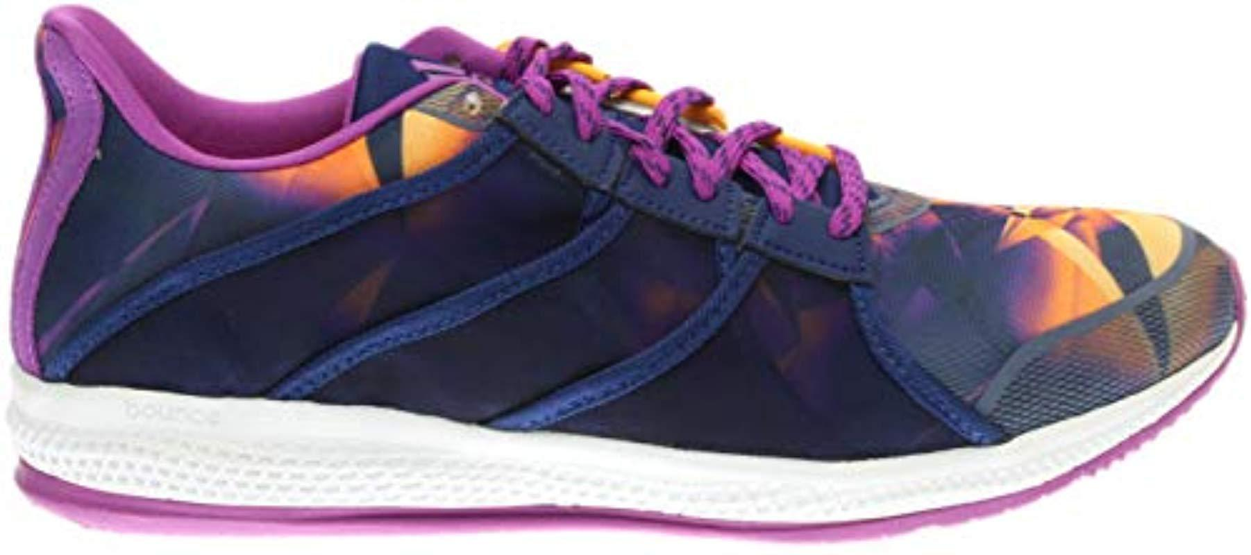 huge selection of 7c98c 7156f Adidas - Purple Performance Gymbreaker Bounce Cross-trainer Shoe - Lyst.  View fullscreen