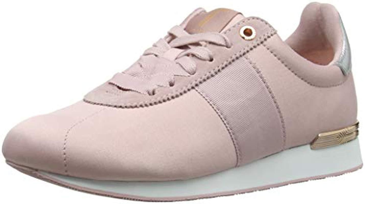 066179cfc4c07 Ted Baker Pink Emilei Trainers