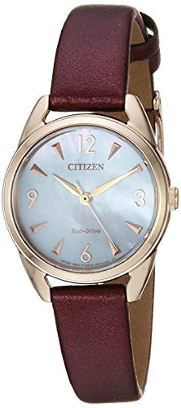 d445d26a58b307 Citizen 'eco-drive' Quartz Stainless Steel Casual Watch, Color ...