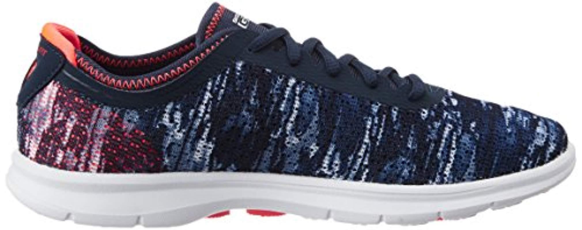 Go Step, Zapatillas de Deporte Mujer Skechers de Tejido sintético de color Azul