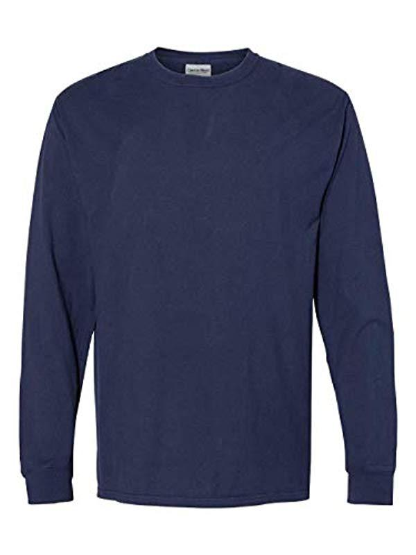 2d31ab1d7d7 Lyst - Hanes Ultimate T-shirt Bra Soft Foam Wirefree in Blue