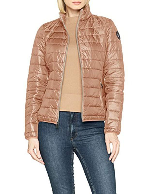 Napapijri Acalmar W Jacket in Pink - Lyst 75c64d4d38