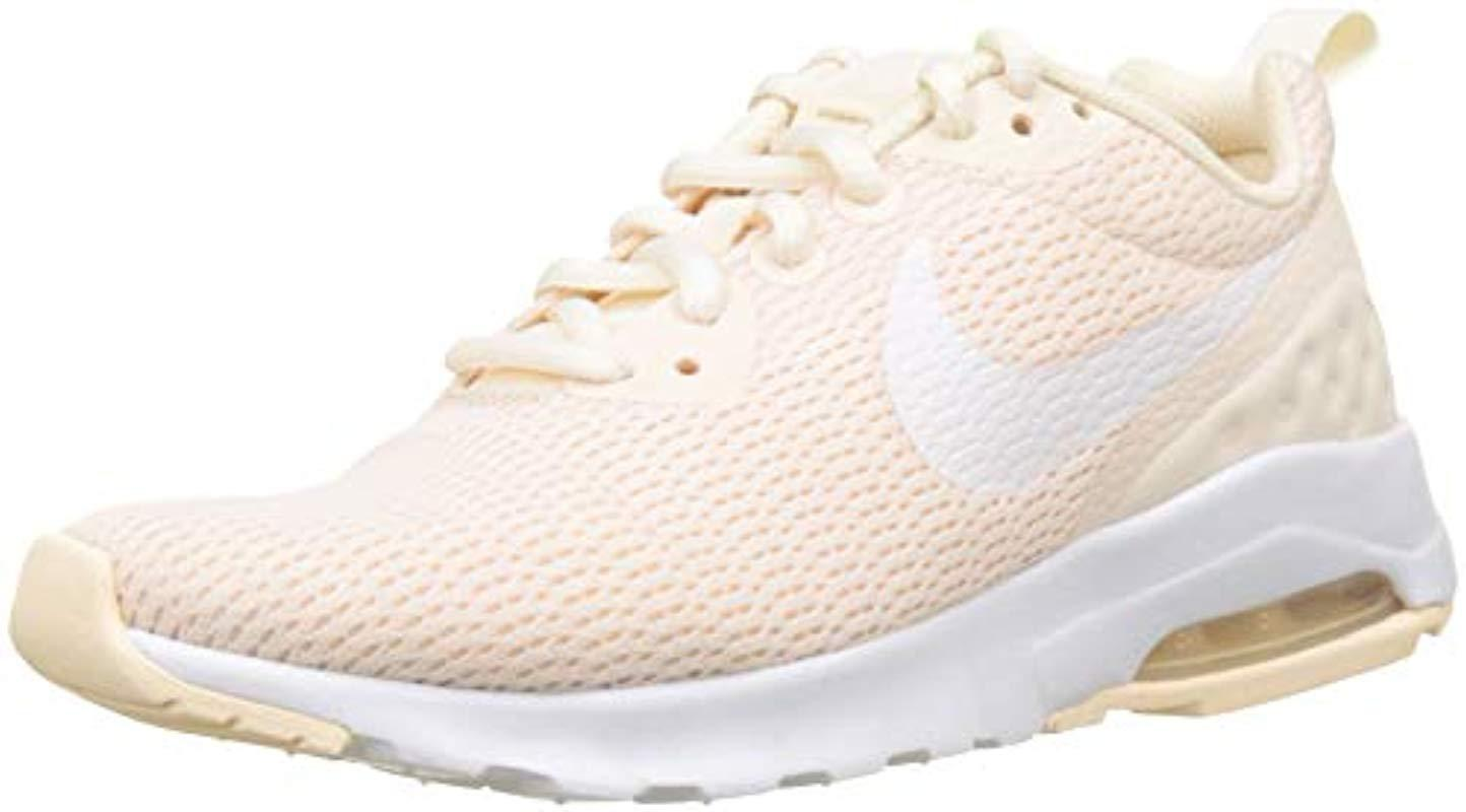''s Wmns Air Max Motion Lw Competition Running Shoes, Multicolour (guava Icewhite 801), 3 Uk