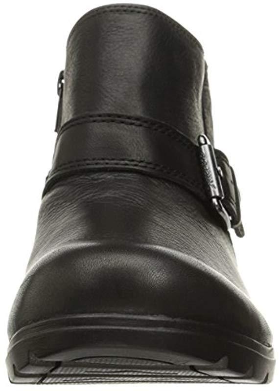 Skechers Metronome-mod Squad Ankle Bootie,black,5.5 M Us