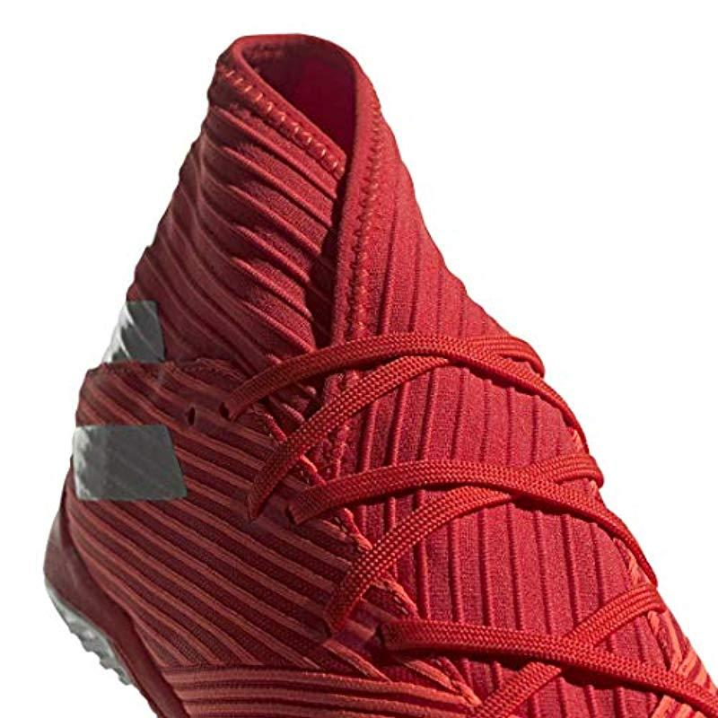 Nemeziz 19.3 Indoor Shoes Men's adidas pour homme en coloris Rouge