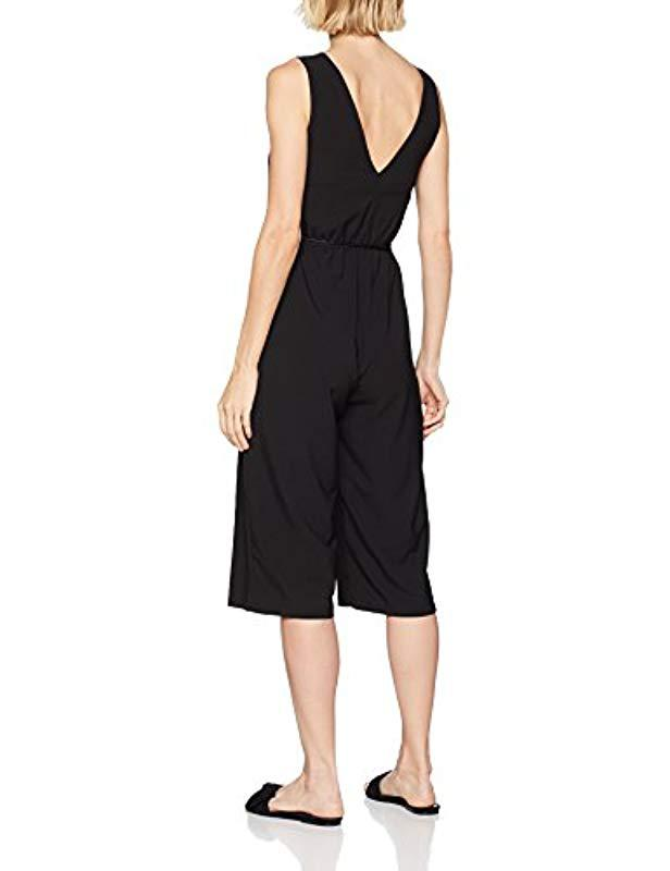 c7e72440a0 Dorothy Perkins Tassel Jumpsuit in Black - Lyst