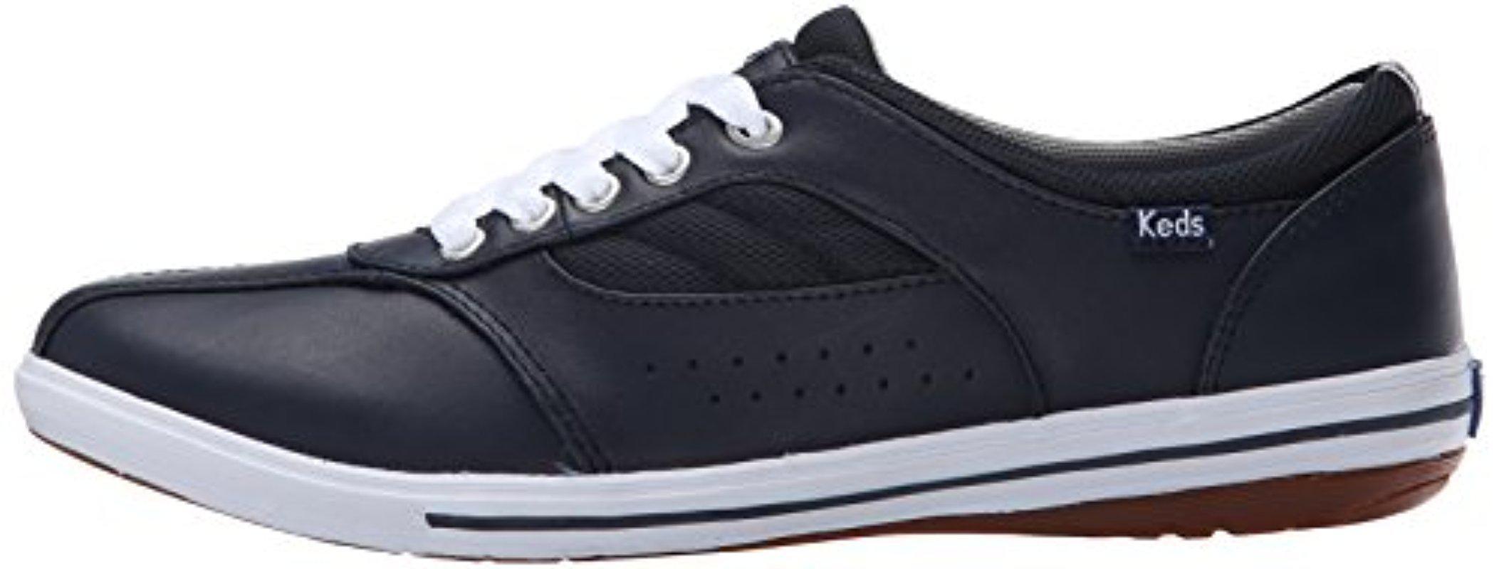 Keds Leather Prestige Fashion Sneaker