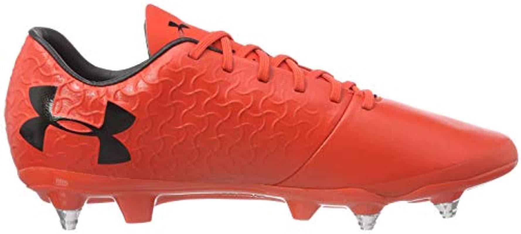 Homme Ua De Select Magnetico Coloris HybridChaussures Rouge Football xBedorC