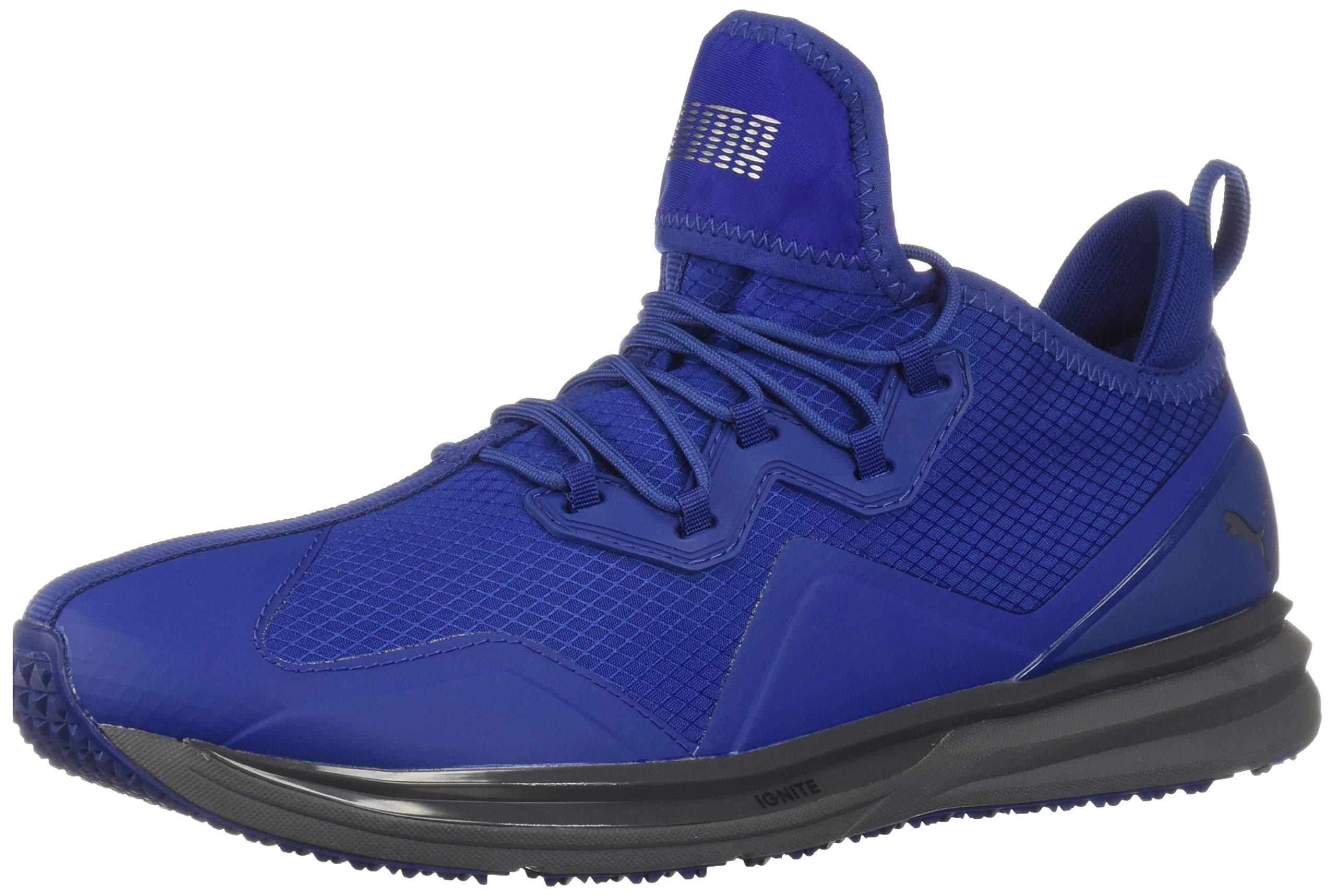 PUMA Ignite Limitless Sneaker in Blue