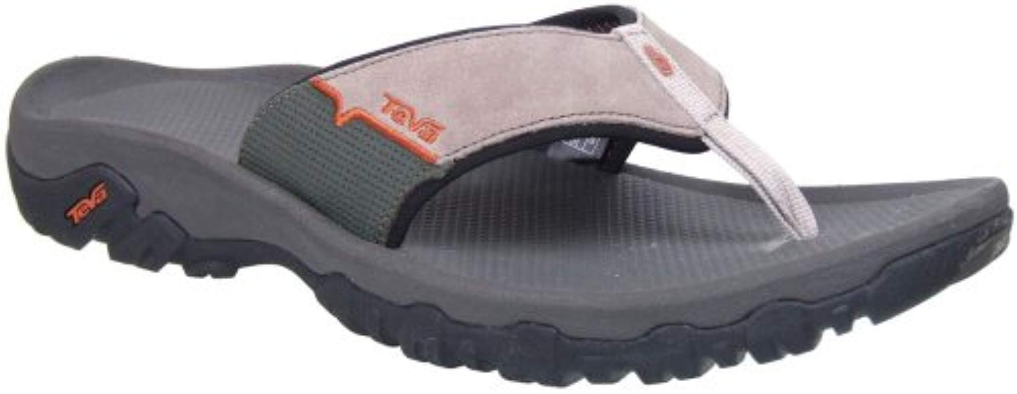 f0cc5bd8fcc9 Lyst - Teva Katavi Thong Outdoor Sandal