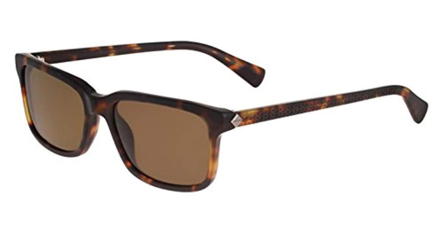 dfe94e2fd27 Cole Haan. Men s Ch6000 Plastic Square Sunglasses ...