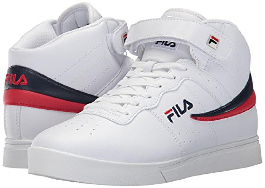 Fila Synthetic Vulc 13 Mid Plus in