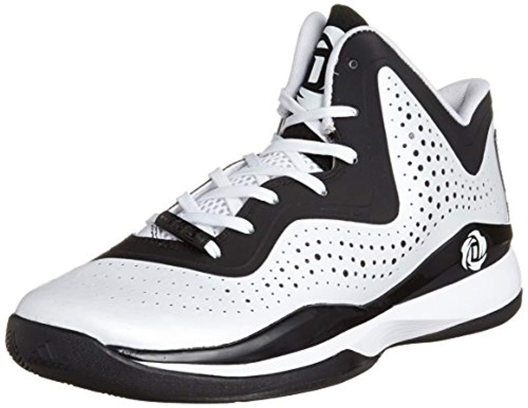 715a35e021b Lyst - adidas D Rose 773 Iii in Black for Men
