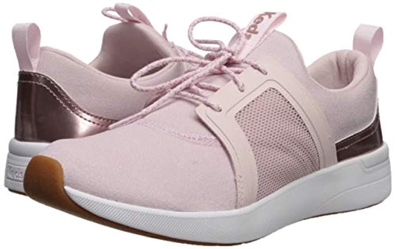 Keds Studio Flair Sneaker in Light Pink