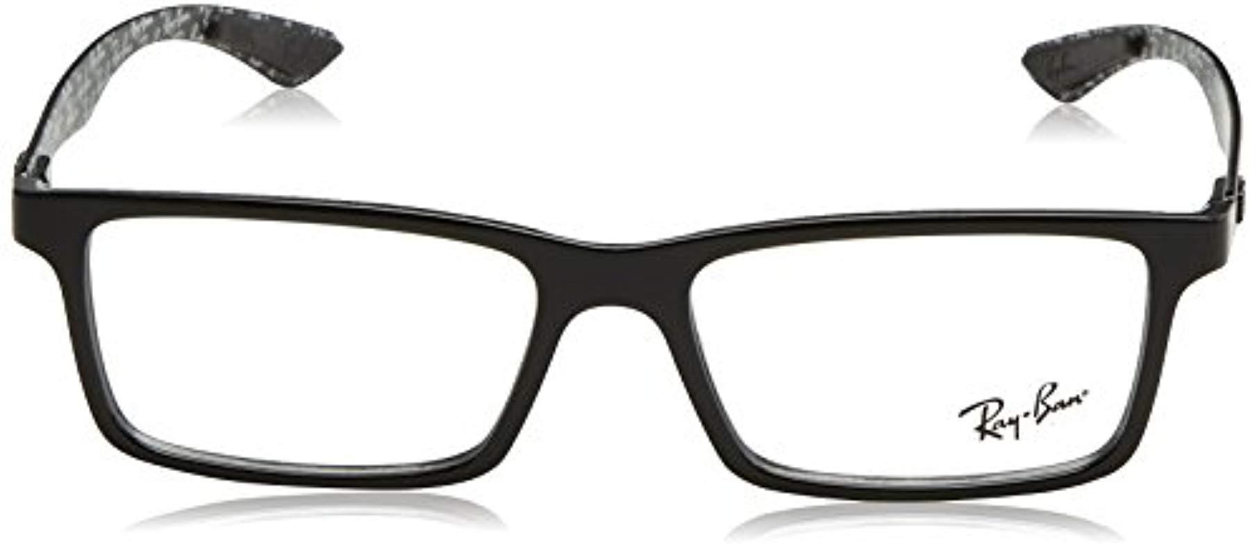 Ray-Ban Rayban 8901 in Black for Men - Save 42% - Lyst 028f25d70fa8