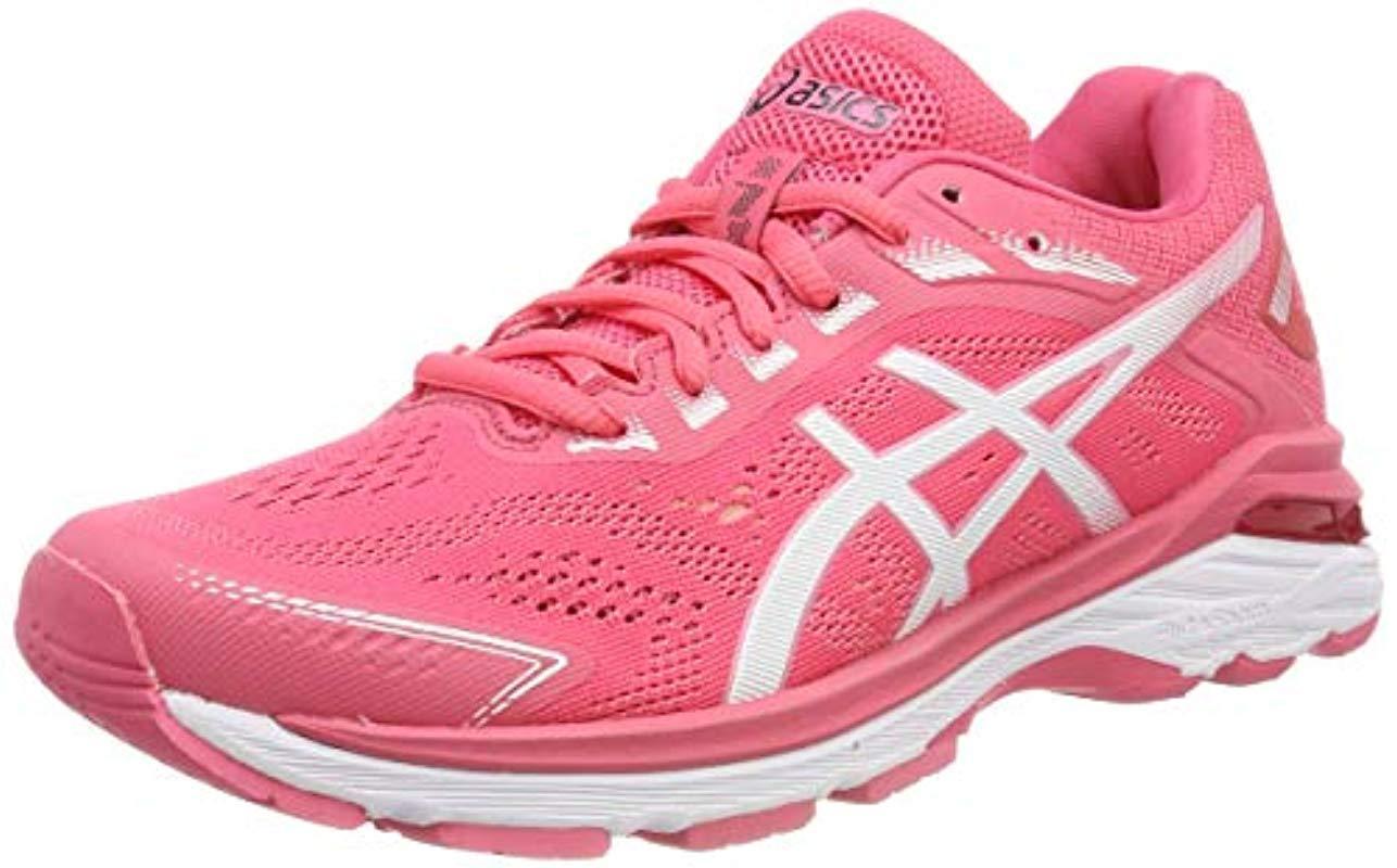 3d0b23001f Women's Pink Gt-2000 7 Running Shoes