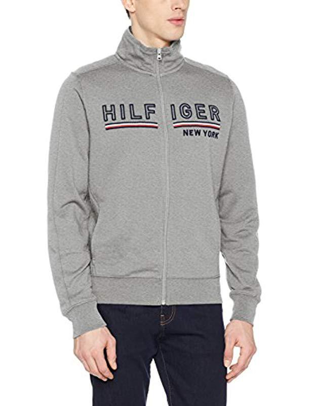 9916dca3bded3 Tommy Hilfiger Demi Z-thru L s Vf Jacket in Gray for Men - Lyst