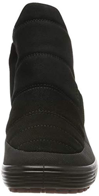 ECCO Mens Soft 7 Tred GTX Boot Rainwear