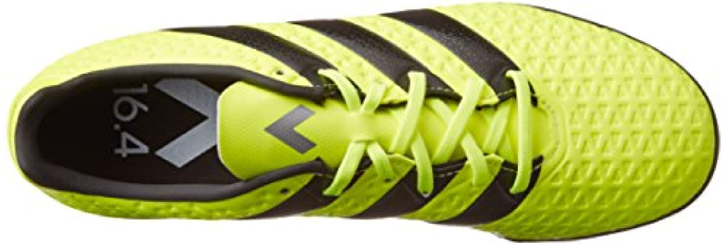 Ace 16.4 TF, Botas de fútbol para Hombre adidas de hombre de color Amarillo
