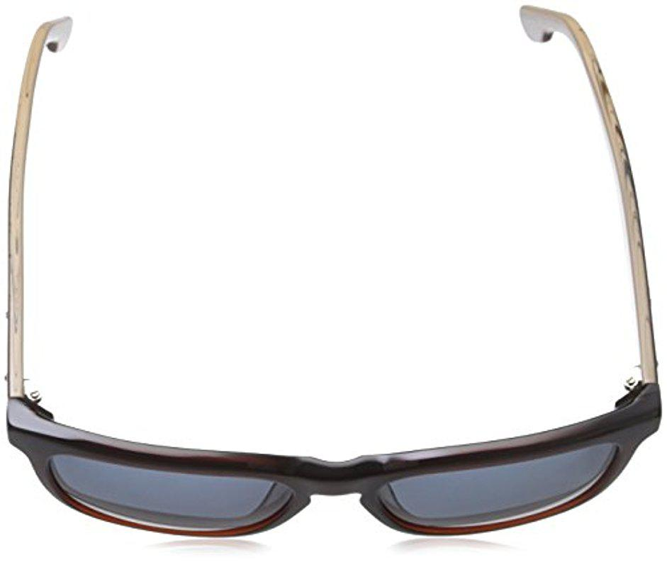 005c29e042 Lyst - DIESEL Dl0151 Wayfarer Sunglasses in Brown for Men