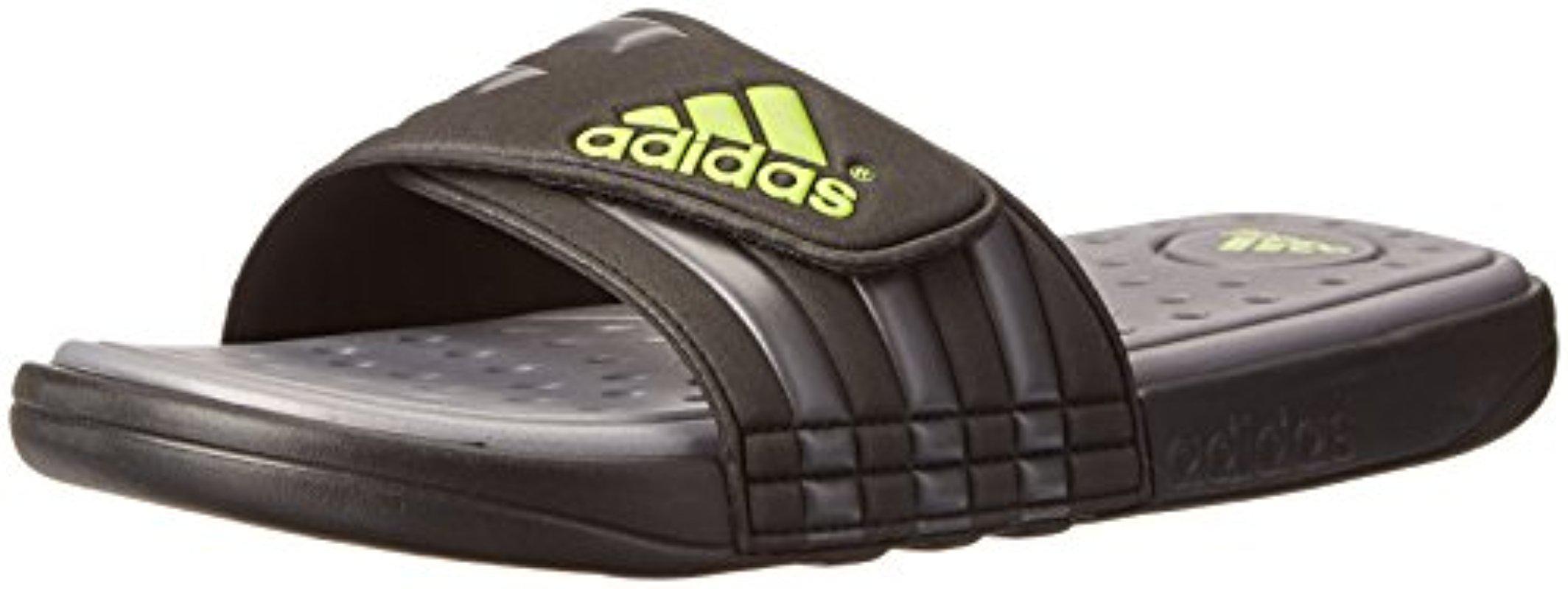 71b203ed4689 Lyst - adidas Adissage Sc Slide Sandal in Black for Men