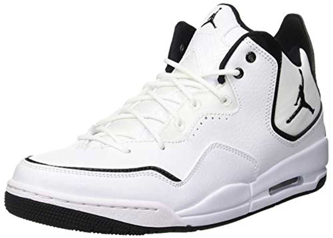 4040ae7034e Nike 's Jordan Courtside 23 Basketball Shoes in White for Men - Lyst