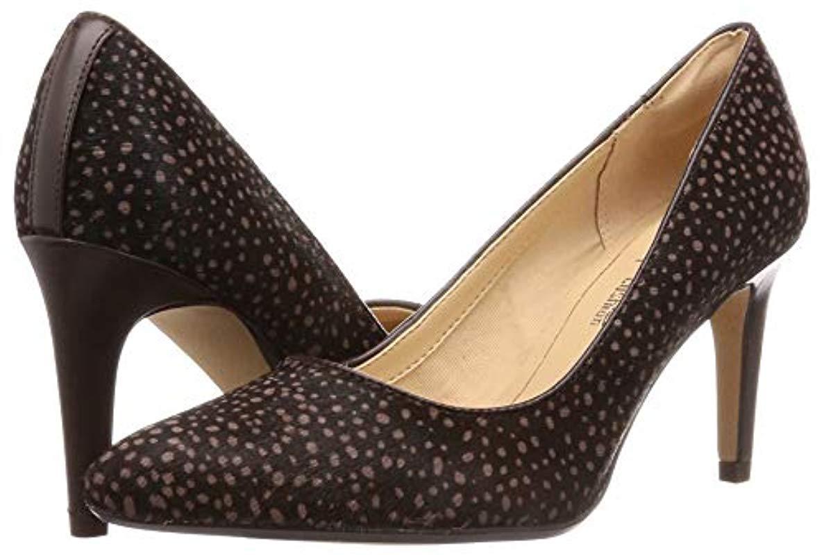 Laina RAE, Zapato de vestir para mujer Clarks de Cuero de color Marrón