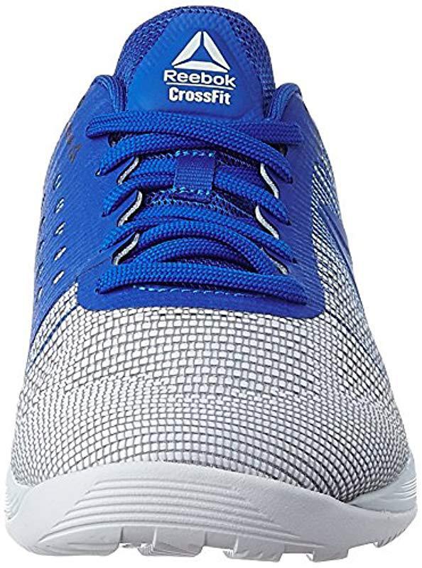 Reebok R Crossfit Nano 7 Training Shoes in Blue for Men