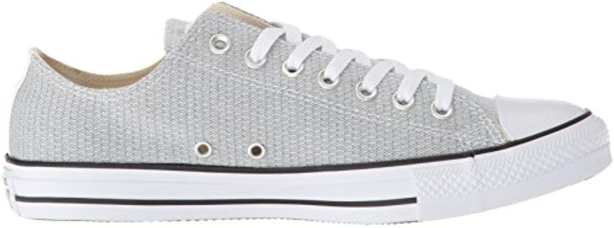 converse all star basket weave